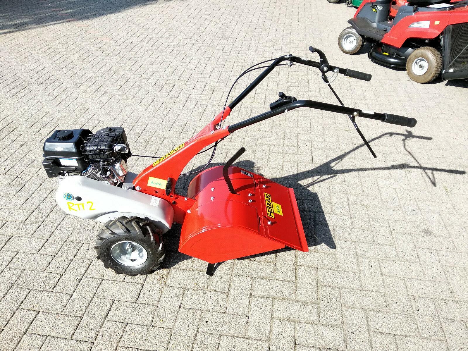 Ferrari / Eurosystems RTT2 Fräse Einachser