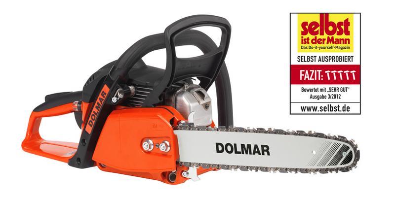 Dolmar Motorsäge PS-32 C / 35 cm