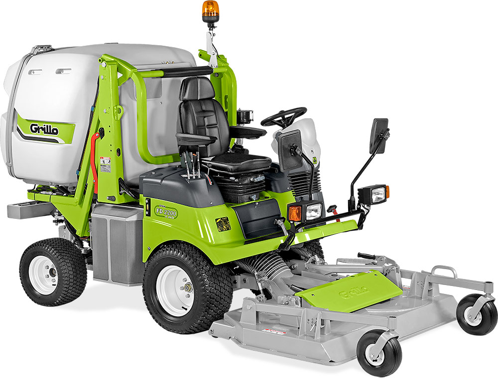 Grillo Frontmäher FD 2200 4WD