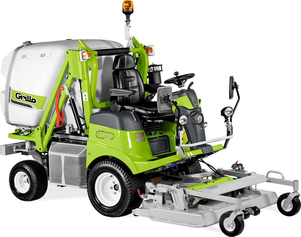 Grillo Frontmäher FD 13.09 4WD