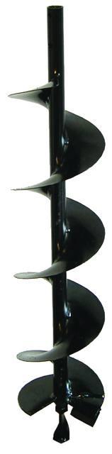 Blue Bird Erdbohrer Aufsatz 120x800 mm