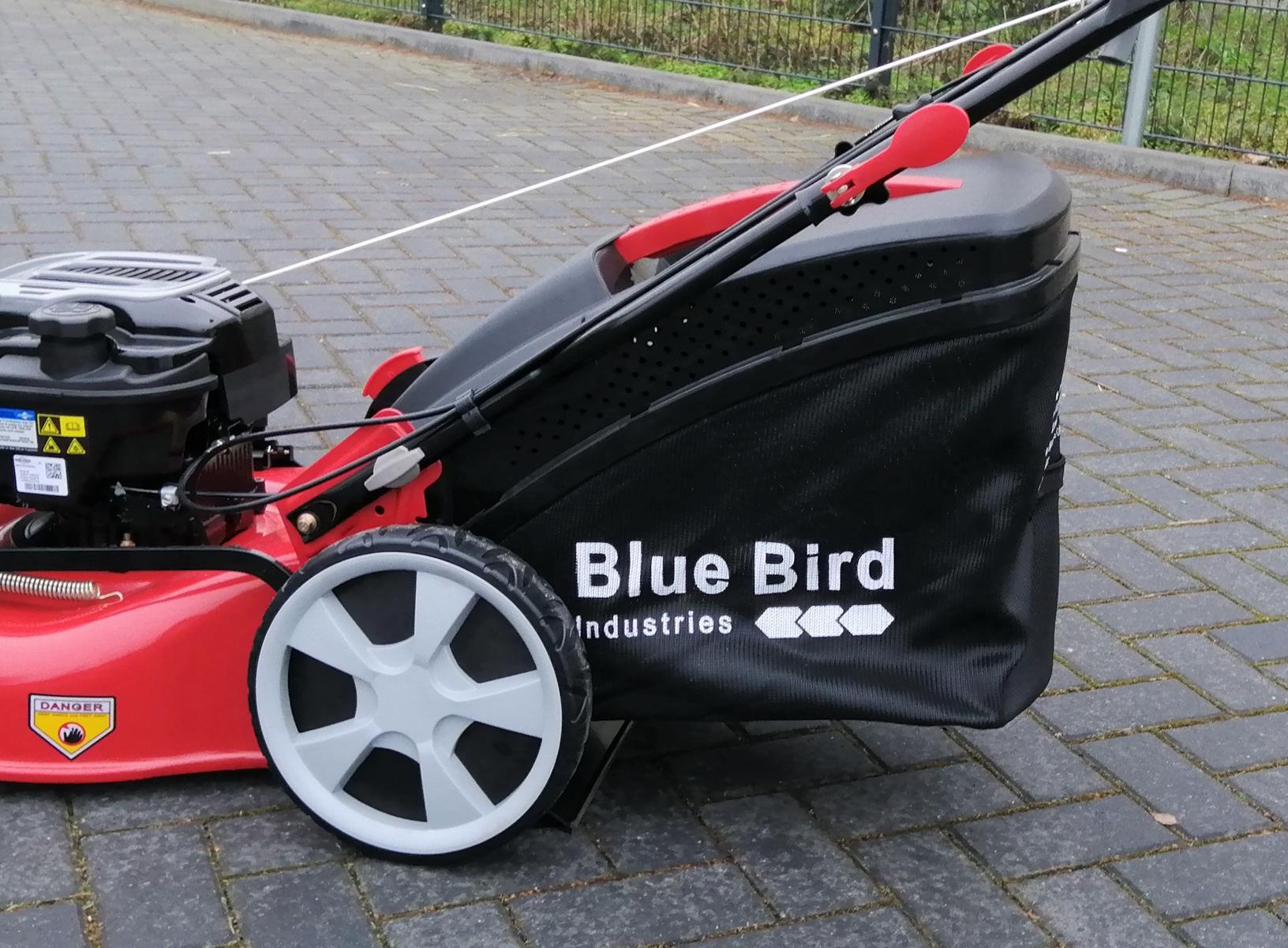Blue Bird Rasenmäher Taurus 51 TWS
